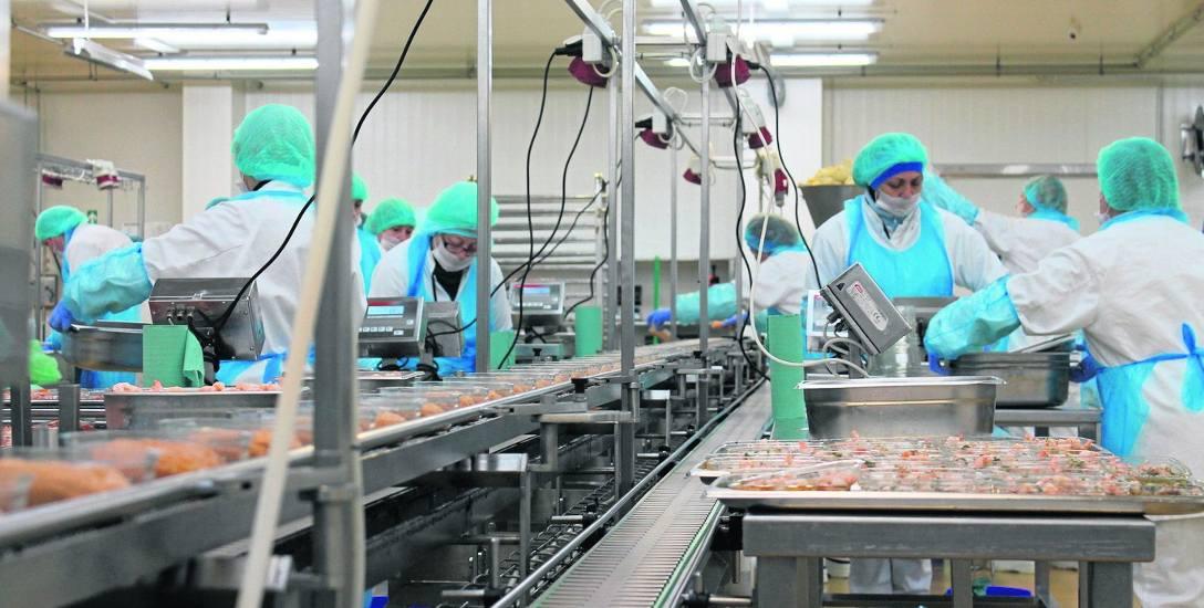 Blisko połowę załogi  spółki Perla Polska stanowią pracownicy z Ukrainy