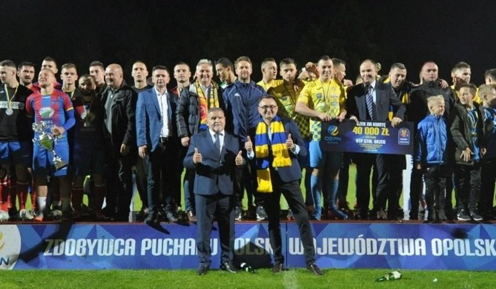 Film do artykułu: Regionalny Puchar Polski: Stal Brzeg zdobyła wojewódzki Puchar Polski. Starowice pokonane w finale [WIDEO]
