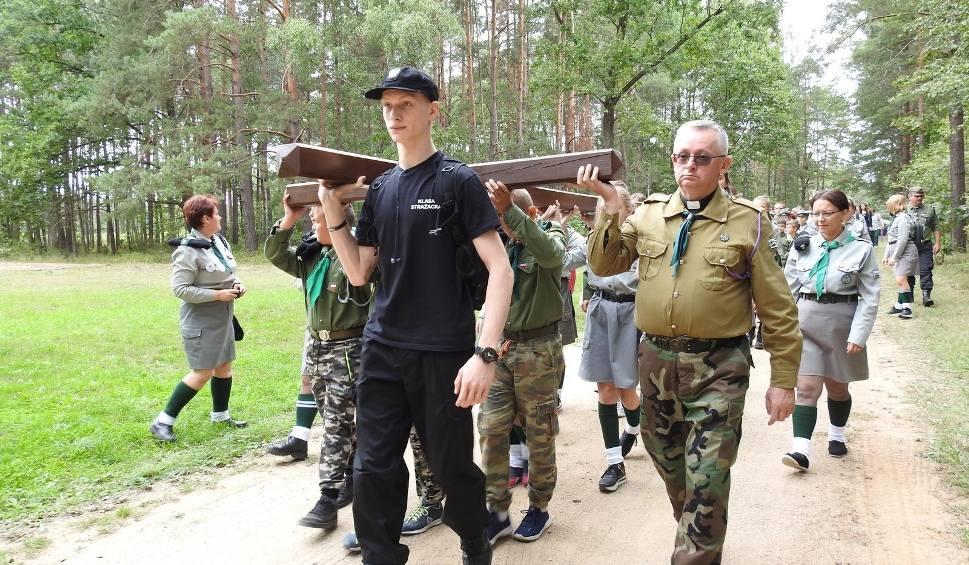 Film do artykułu: Treblinka. Uroczystości w Karnym Obozie Pracy, 7.09.2019. Pamiętają o ofiarach hitlerowskiego terroru [WIDEO, ZDJĘCIA]