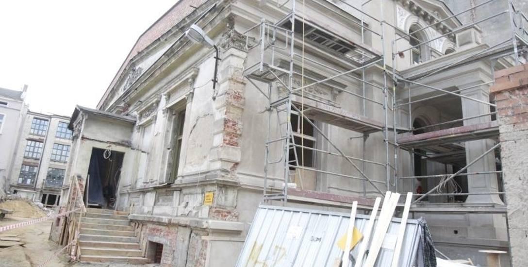 Lapidarium Detalu: zabytkowa willa znowu stanie się perełką architektury Łodzi