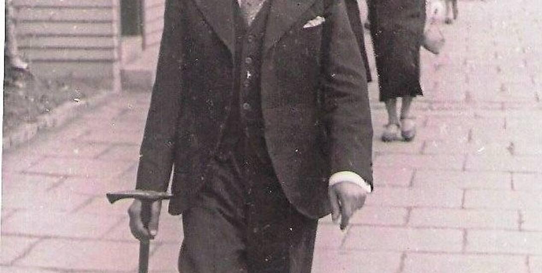Adam Mierzejewski, zdjęcie z 1926 roku
