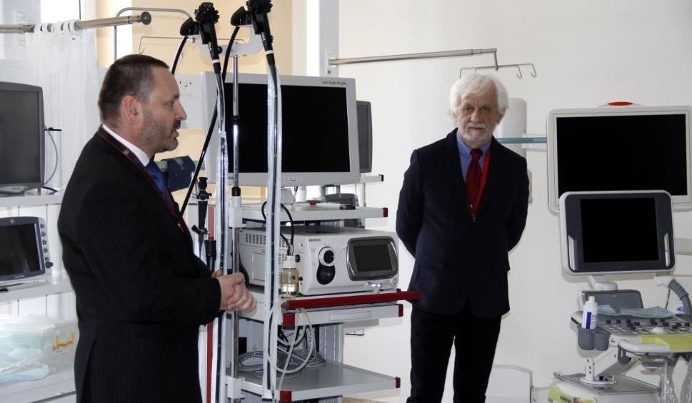 Film do artykułu: Nowy sprzęt dla szpitala w Nisku za pieniądze od starostwa i gmin