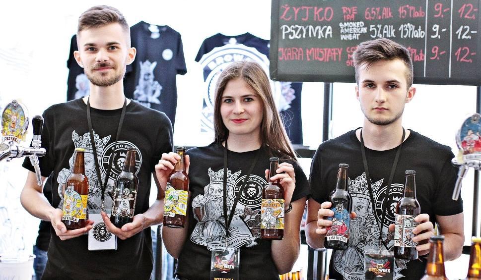 Film do artykułu: Festiwal Piwa w Krakowie [ZDJĘCIA]
