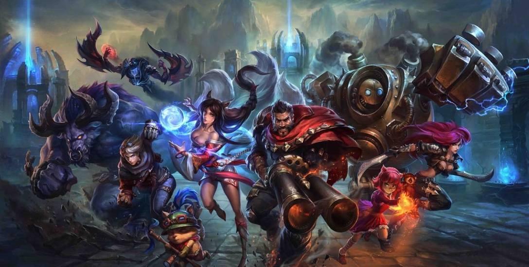 """Dotąd UŁani rywalizowali w """"League of Legends"""", czyli w sieciową grę, w której walczą ze sobą drużyny wojowników"""
