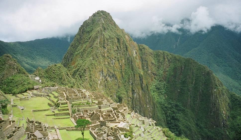 Film do artykułu: Anna Dudzińska, Dobrze zaprojektowane. Dziś: Machu Picchu