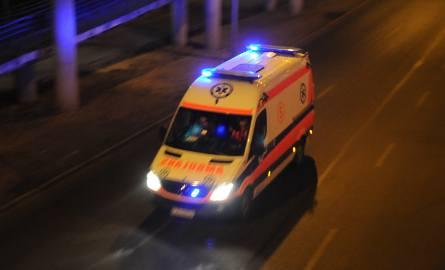 21-latka nie udało się uratować. Kierowca zmarł w drodze do szpitala.