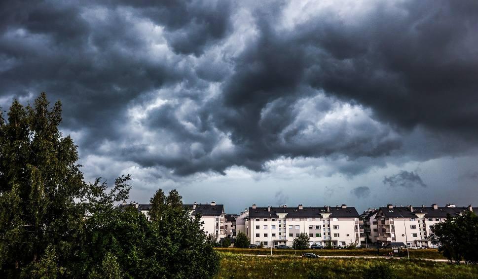 Film do artykułu: Alert pogodowy dla Lubuskiego. Uważajcie! Będzie wiało i lało, a na tym nie koniec...