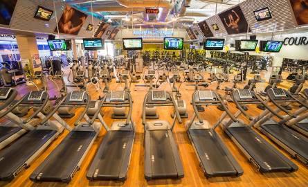 Klub fitness Magic Gym w Białymstoku mieści się przy al. 1000-Lecia Państwa Polskiego 8b