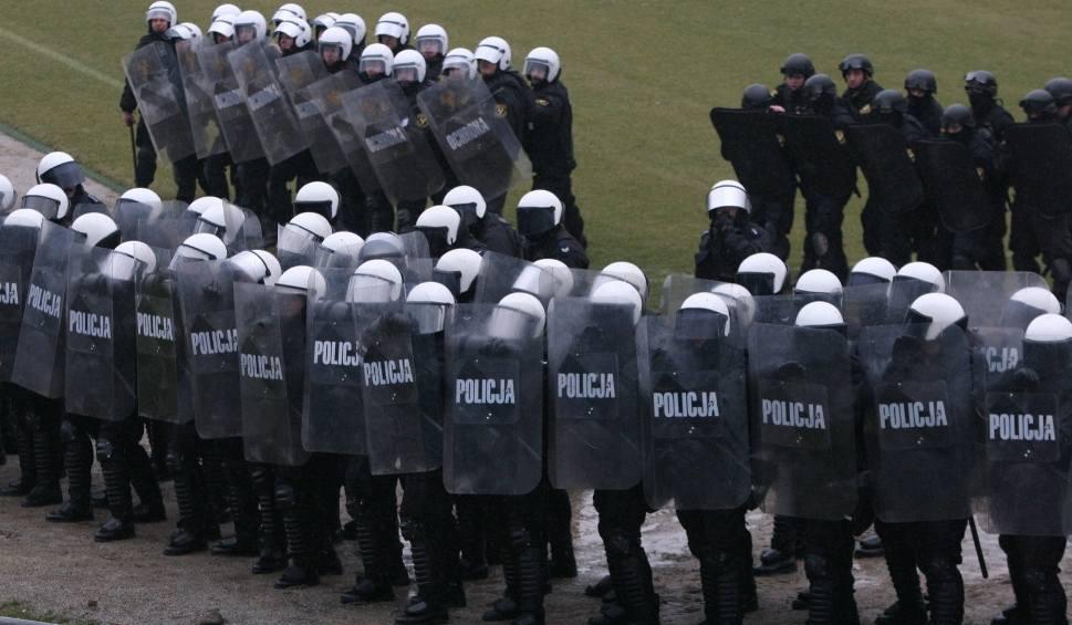 Film do artykułu: Derby GKS Ruch to mecz wysokiego ryzyka. Policja zmobilizowana
