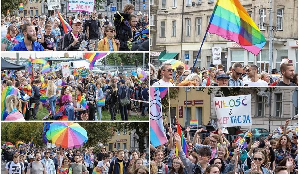 """Film do artykułu: Marsz Równości w Szczecinie. Przez ulice Szczecina przeszło kilka tysięcy osób. """"Każdy inny, wszyscy równi"""" [ZDJĘCIA, WIDEO]"""
