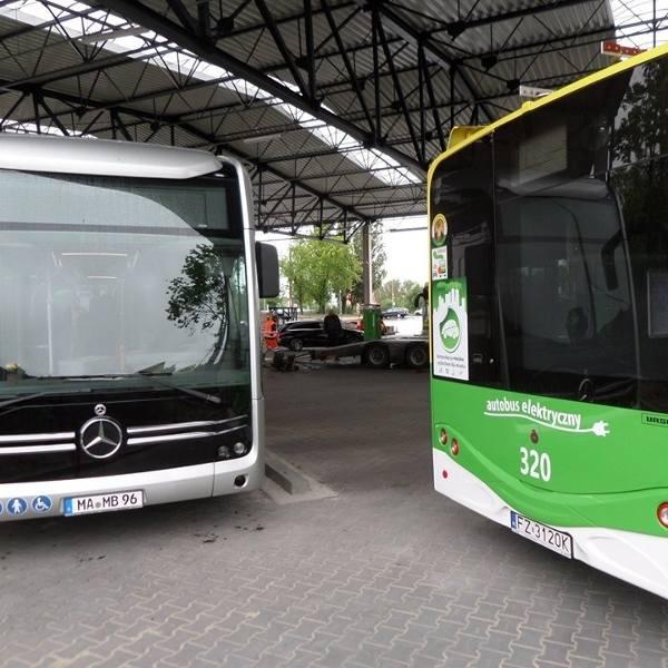 Elektryczny autobus Mercedes eCitaro testowany będzie w czwartek