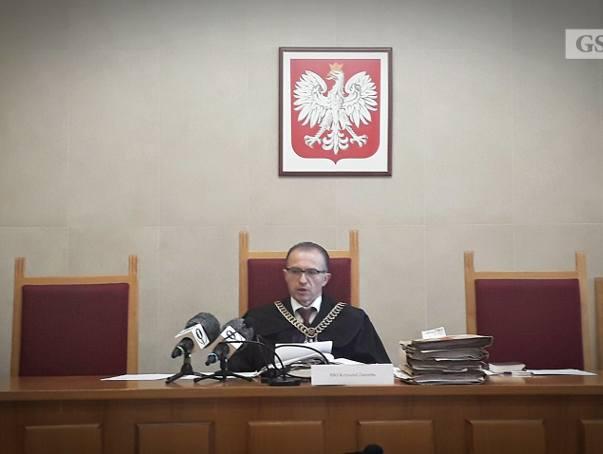 Sędzia Krzysztof Zaremba odrzucił wnioski obrońcy o trzecie przesłuchanie pokrzywdzonej jako niezasadne