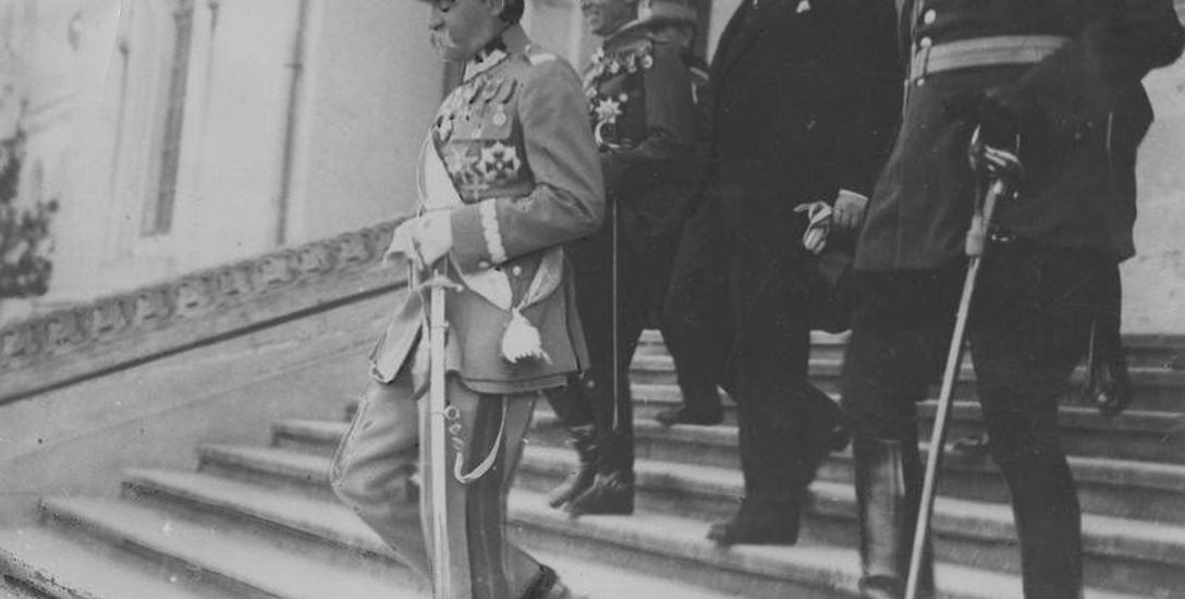 Wizyta Marszałka Polski Józefa Piłsudskiego w Rumunii, 1928 rok