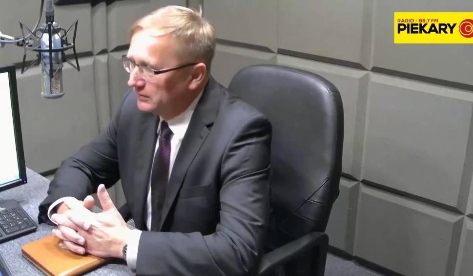 Film do artykułu: Gość Dnia DZ i Radia Piekary. Gawron: To nie czas na województwo częstochowskie