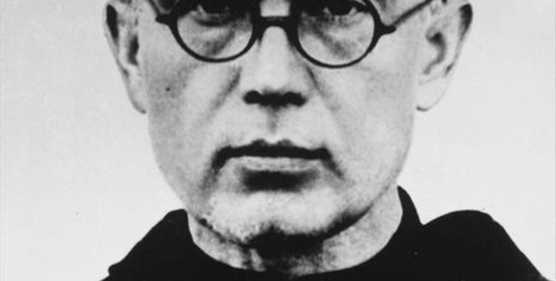 Maksymilian Kolbe w 1940 roku