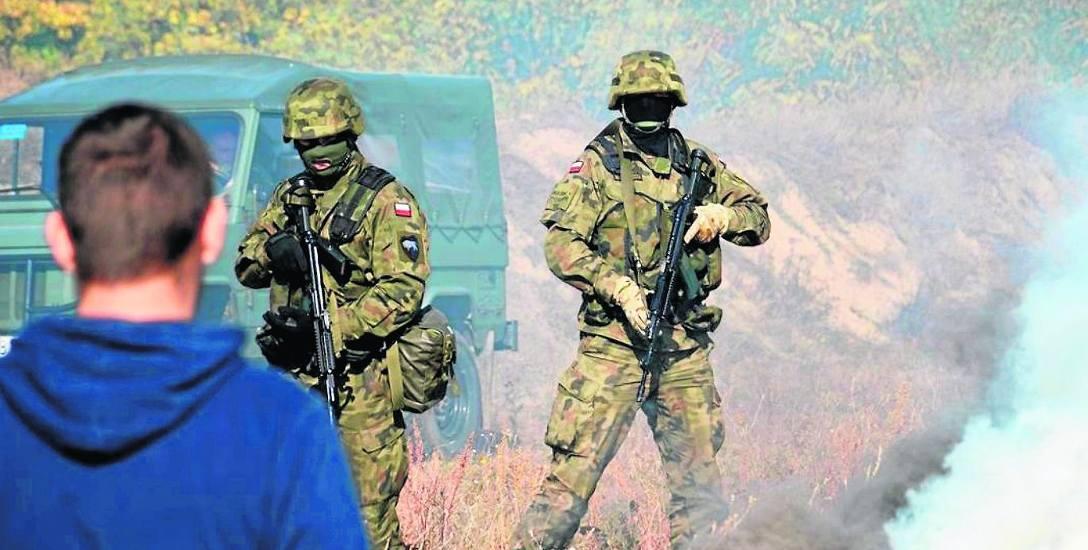Służba w wojsku łatwa nie jest, ale może być ekscytująca.