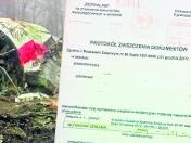 Kopię protokołu zniszczenia dziennika ujawniła TVP Info