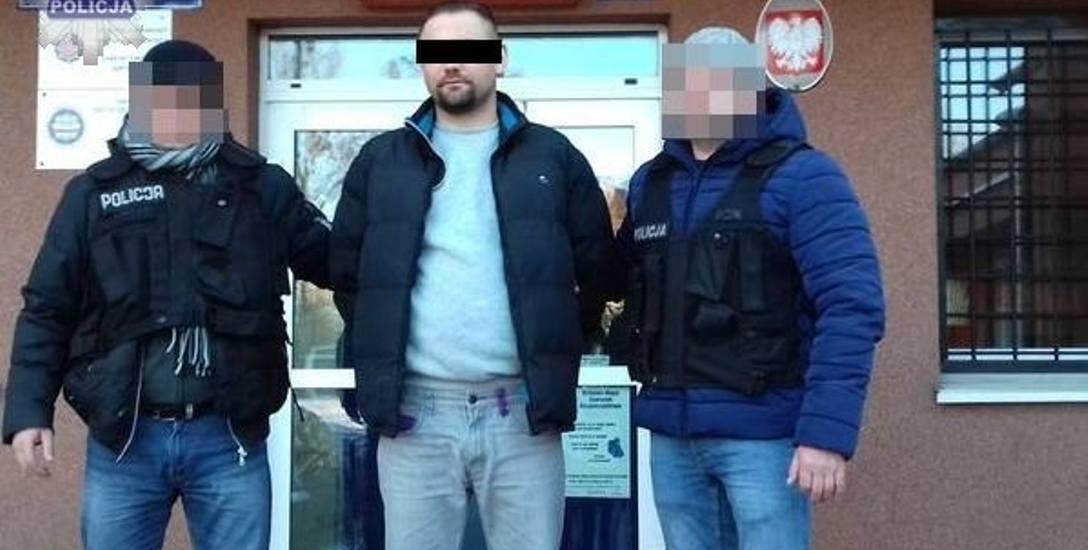 Michał S. napadł na bank, bo potrzebował pieniędzy na spłatę kredytu.  Pracownicom groził bronią hukową