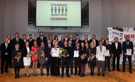 Gala Człowiek Roku 2016 woj. śląskiego