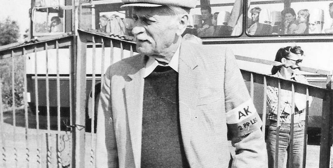 Major Szewczyk, rodem spod Oświęcimia, był żołnierzem PSZ na Zachodzie i powojennego podziemia