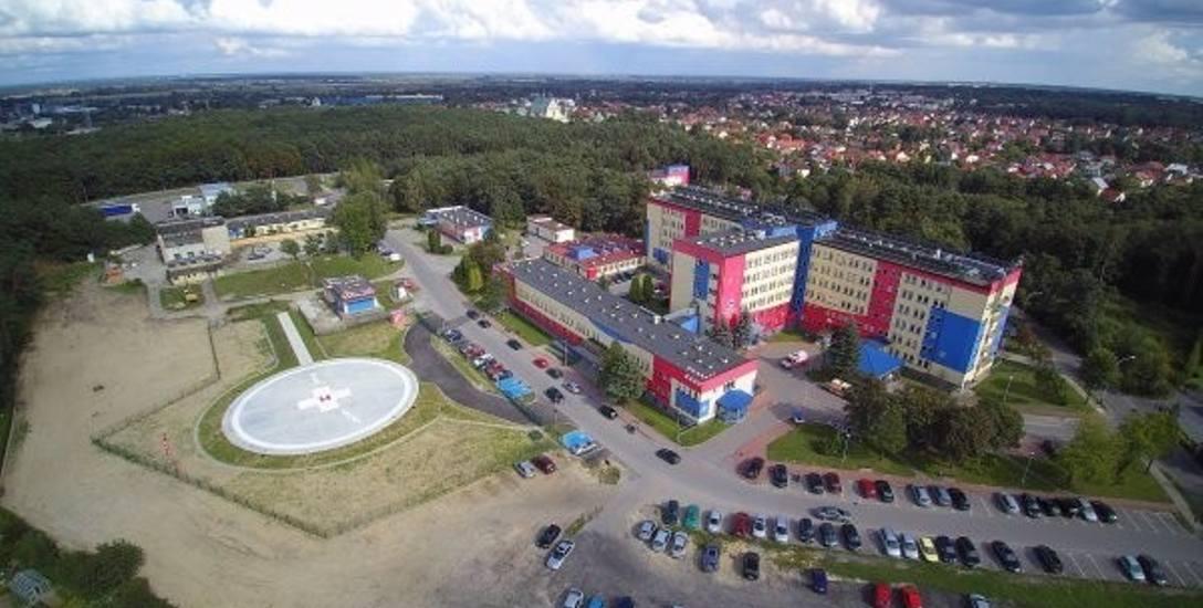 Szpital w Leżajsku ma lądowisko dla helikopterów. We wtorek zostało oficjalnie otwarte