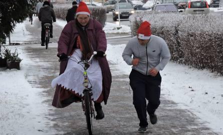Bieg Mikołajkowy w Ostrołęce [ZDJĘCIA+WIDEO]