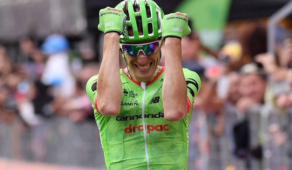 Film do artykułu: Giro d'Italia: Liderzy odpoczywali, najsprytniejszy był Pierre Roland