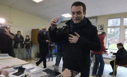 Florian Philippot to najbliższy doradca Marine Le Pen
