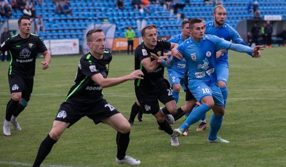 Film do artykułu: Kolejny słaby mecz Błękitnych Stargard w II lidze