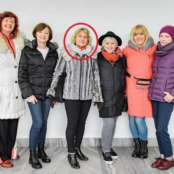 """Uczestniczki programu """"Sanatorium miłości"""". Od lewej: Janina (Nina) Busk, Małgorzata Zimmer, Walentyna Kozioł, Joanna Tunney, Wiesława"""
