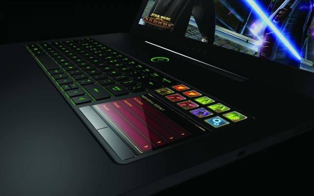 Razer Blade: Laptop dla graczy. Z bajerami