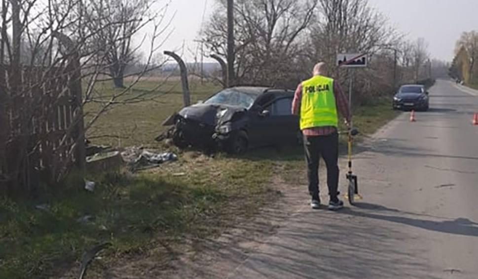 Film do artykułu: Tragiczny wypadek w Międzyrzeczu. Kompletnie pijany kierowca opla zabił motorowerzystę
