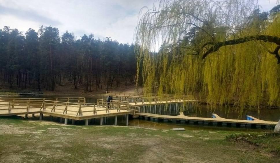 Film do artykułu: Zbiornik wodny przy Polance w Garbatce zyskał nowy blask