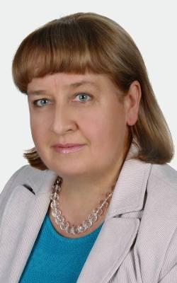 Synoptyk Grażyna Dąbrowska z IMGW-PIB