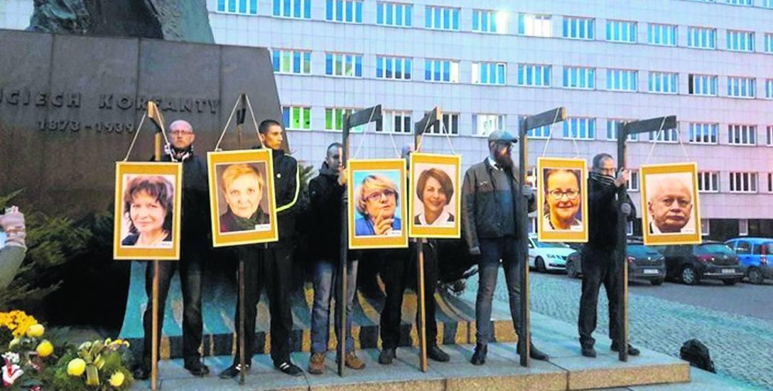 Zgromadzenie narodowców w Katowicach wywołało oburzenie nie tylko w Polsce