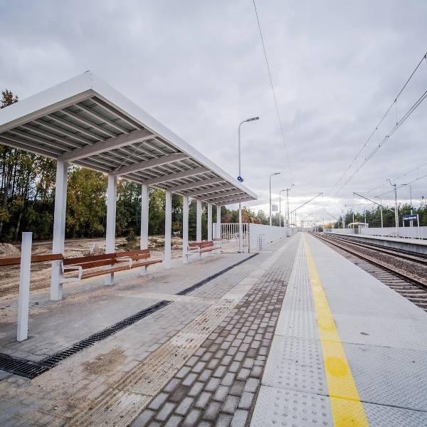 Trwa budowa Rail Baltiki. Zdjęcia z października 2018