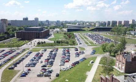 Katowice: darmowy parking w Strefie Kultury dostępny od soboty, 19 stycznia