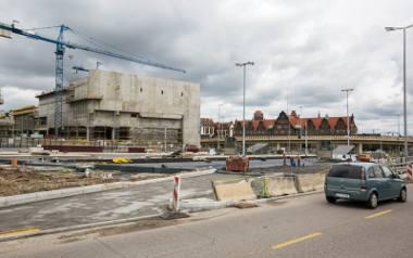 Budowa Forum Gdańsk jest skandalem