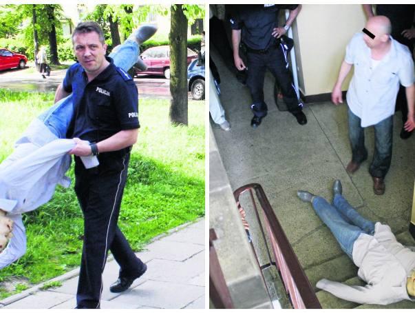 Manekin obalił wersję zabójcy. Tajemnicze morderstwo z Nowej Huty