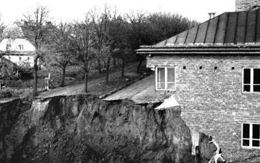 O katastrofie w kopalni soli w Wapnie nie wolno było mówić, ani pisać