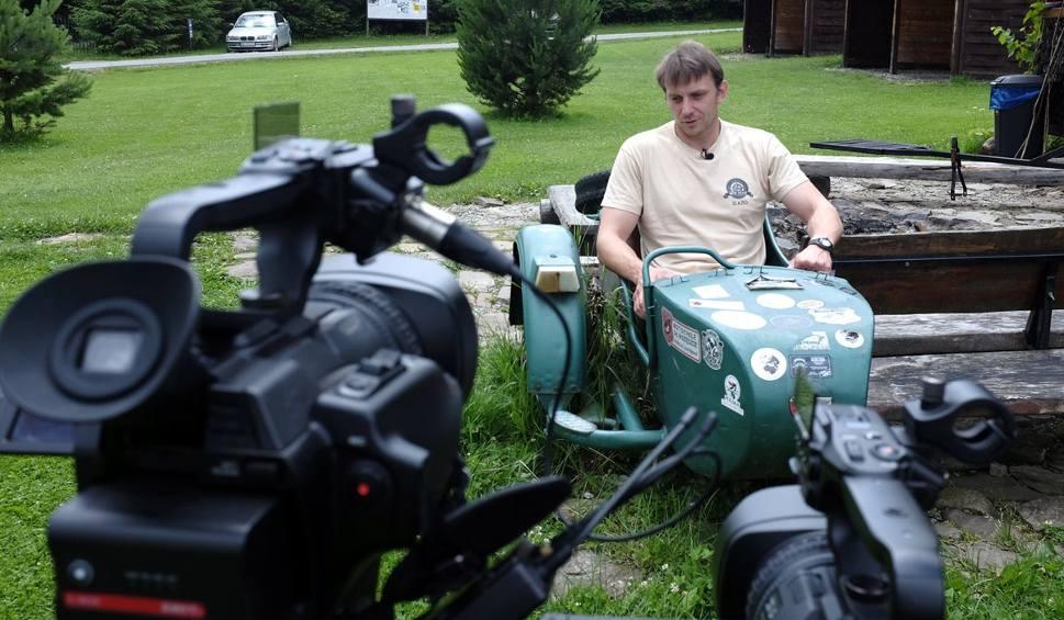 Film do artykułu: Mój biznes w Bieszczadach. Marek Stan: Bieszczadzka Przystań Motocyklowa to miejsce dla ludzi z pasją