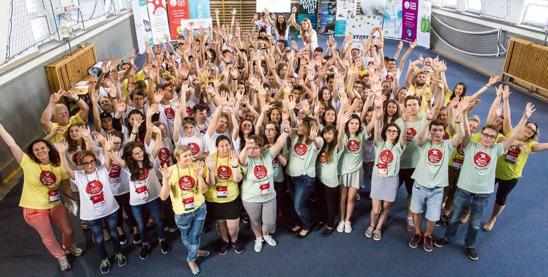 Co roku młodzi ludzie na Gdańsk Business Week prezentują nowatorskie pomysły biznesowe