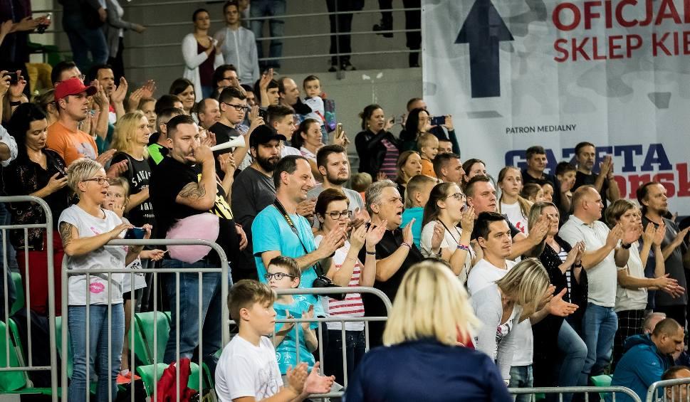 Film do artykułu: Kibice na meczu Chemik Bydgoszcz - PGE Skra Bełchatów [zdjęcia]