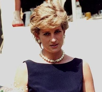 Diana Spencer (rok 1995)