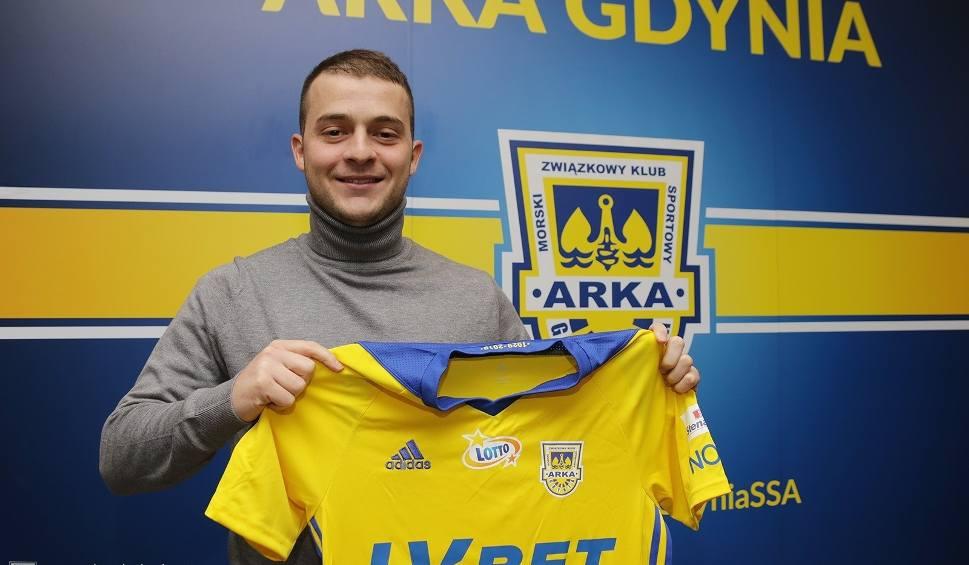 Film do artykułu: Nemanja Mihajlović został nowym piłkarzem Arki Gdynia. Serbski skrzydłowy był ostatnio piłkarzem SC Heerenveen