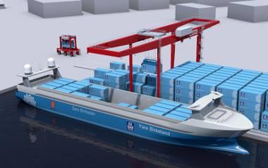 Transport morski w przyszłości. Autonomiczne statki będą zawijać do polskich portów