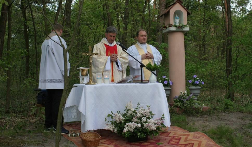 Film do artykułu: Kapliczka w lesie pamięta osadę w pobliżu Radomyśla nad Sanem. Odprawili uroczystą mszę