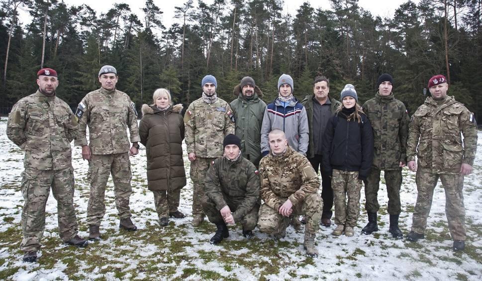 Film do artykułu: Szkolenie z operatorem GROM mjr Jackiem Kowalikiem