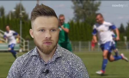 Szymon Szydełko, trener 3-ligowego Sokoła Sieniawa: W tej lidze nie ma reguł, każdy może napsuć zdrowia faworytom [STADION]