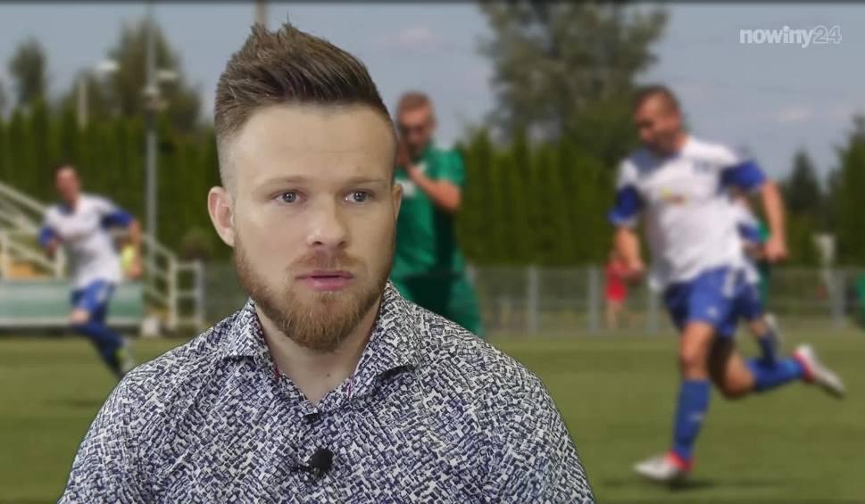 Film do artykułu: Szymon Szydełko, trener 3-ligowego Sokoła Sieniawa: W tej lidze nie ma reguł, każdy może napsuć zdrowia faworytom [STADION]